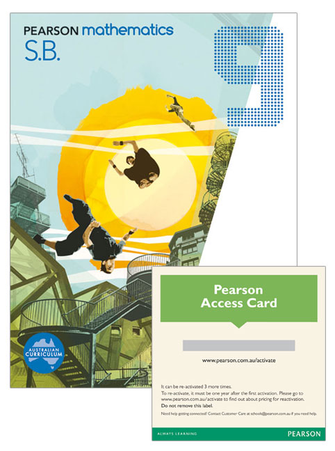 Pearson Mathematics 9 Student Book