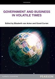 Value Pack Business and Government in Volatile Times (Custom Edition) + Politics for Business Students (Custom Edition)