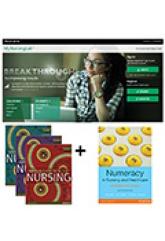 Value Pack Kozier and Erb's Fundamentals of Nursing Volumes 1-3 Australian Edition + Mynursinglab with Etext + Numeracy in Nursing and Healthcare