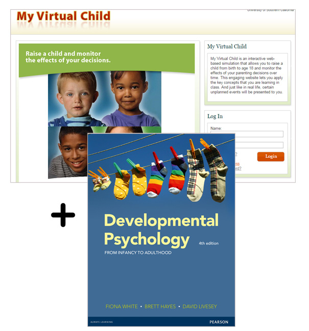 Value Pack Developmental Psychology + MyVirtualChild