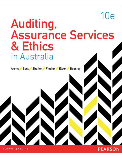 Auditing, Assurance Services & Ethics in Australia