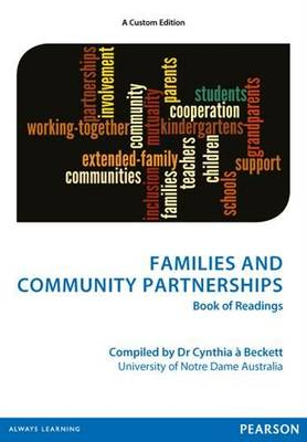 Families and Community Partnerships: Book of Readings (Custom Edition)