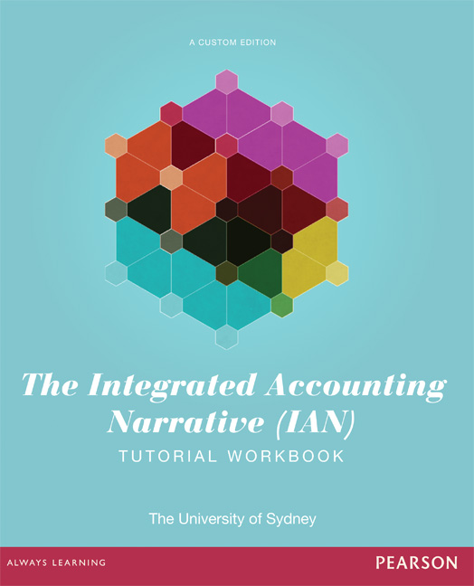 The Integrated Accounting Narrative (Pearson Original Edition)