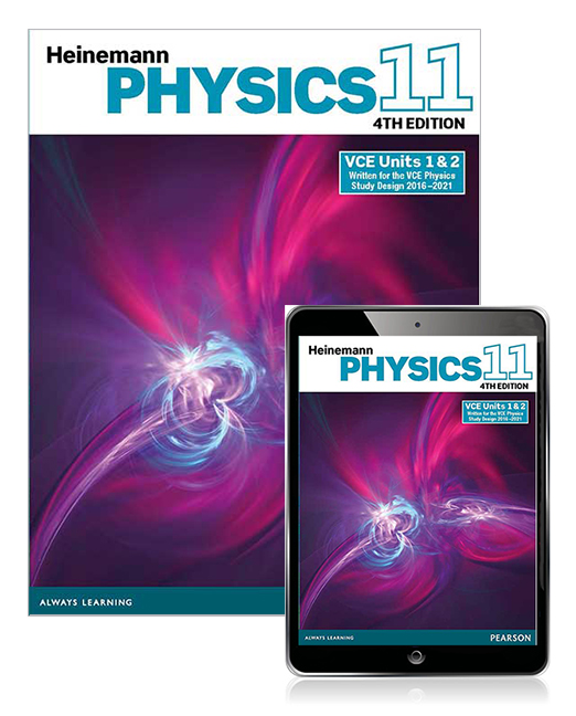 Heinemann Physics 11 Student Book with eBook