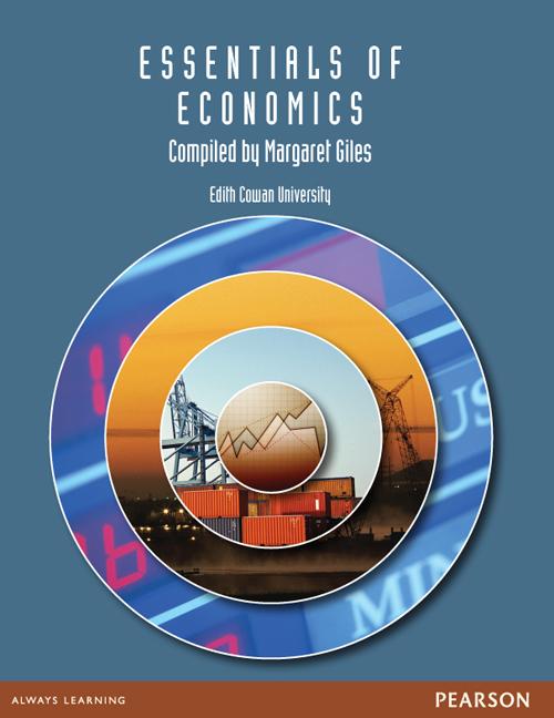 Essentials of Economics (Custom Edition)