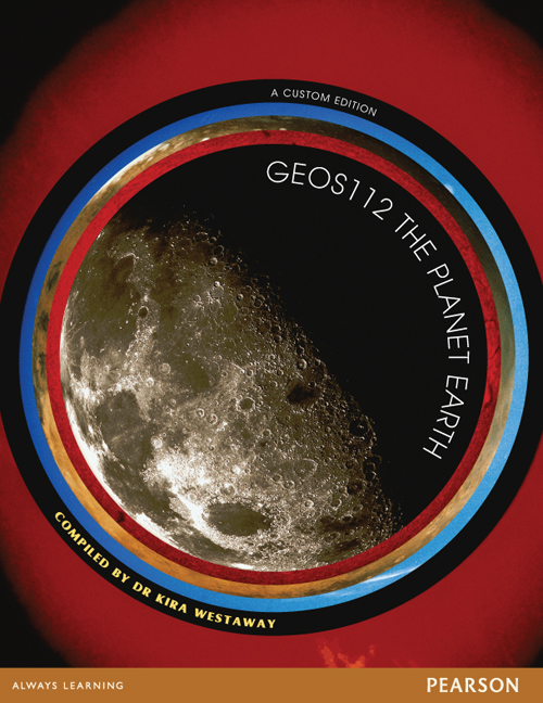 The Planet Earth GEOS112 (Custom Edition)