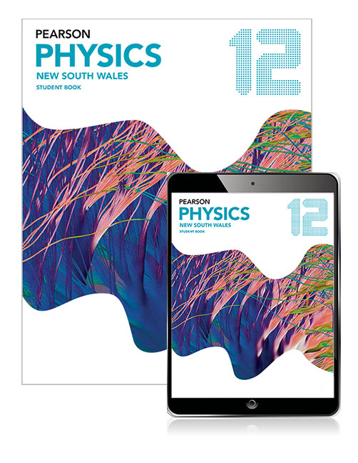 Pearson Physics 12 New South Wales Student Book with eBook
