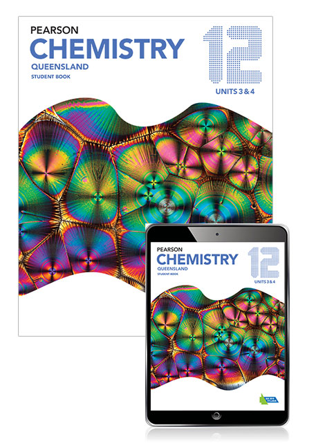 Pearson Chemistry Queensland 12 Student Book with eBook