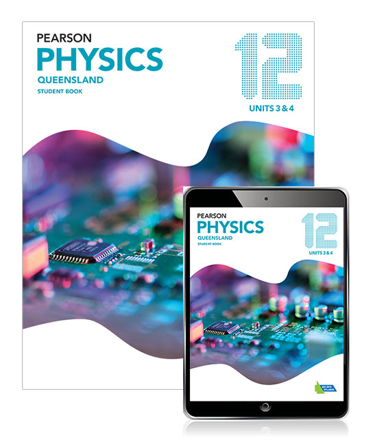 Pearson Physics Queensland 12 Student Book with eBook