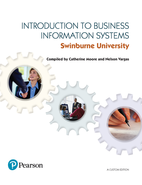Introduction to Business Information Systems (Custom Edition)