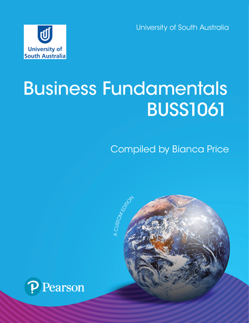 Business Fundamentals - BUSS1061