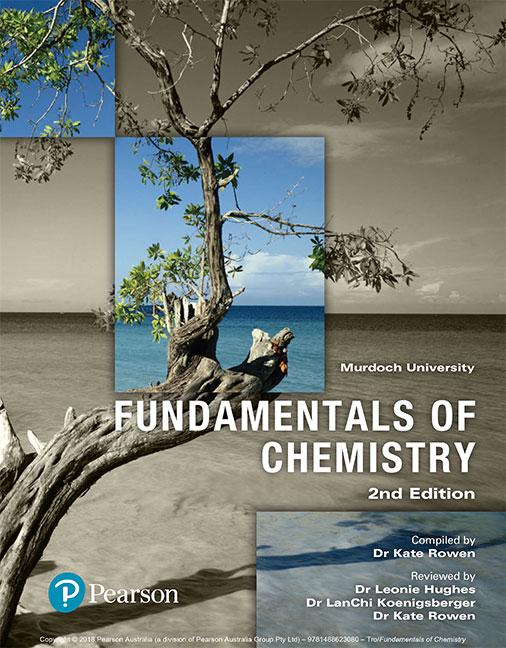Fundamentals of Chemistry (Custom Edition)