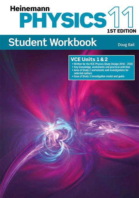 Heinemann Physics 11 Student Workbook