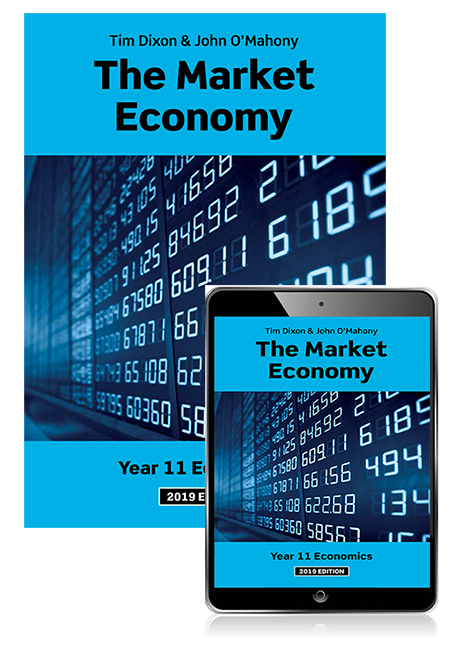The Market Economy 2019 Student Book with eBook