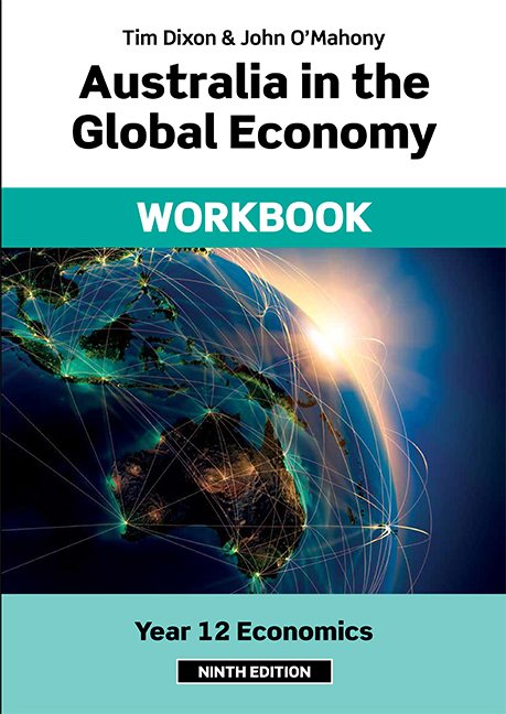 Australia in the Global Economy Workbook