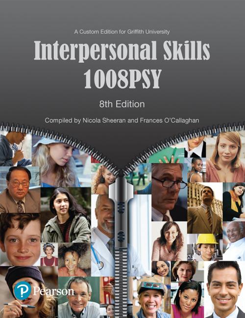 Interpersonal Skills 1008PSY (Custom Edition)
