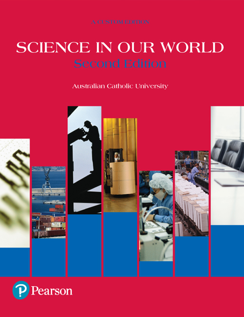 Science in Our World (Custom Edition)