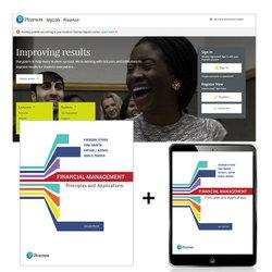 Financial Management: Principles and Applications + MyLab Finance with eText