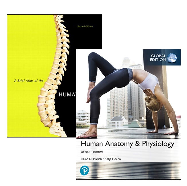 Human Anatomy & Physiology, Global Edition + A Brief Atlas of the Human Body