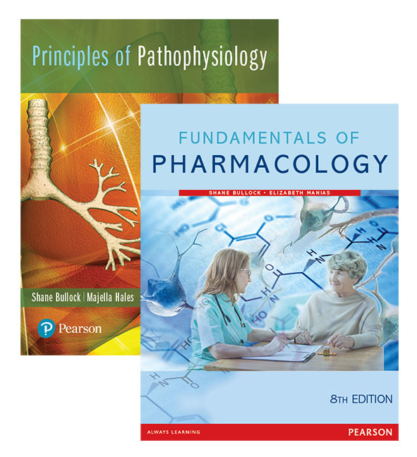 Principles of Pathophysiology + Fundamentals of Pharmacology