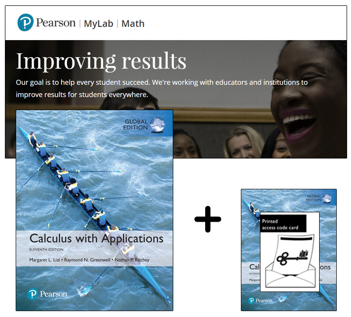 Calculus with Applications, Global Edition + MyLab Math with eText