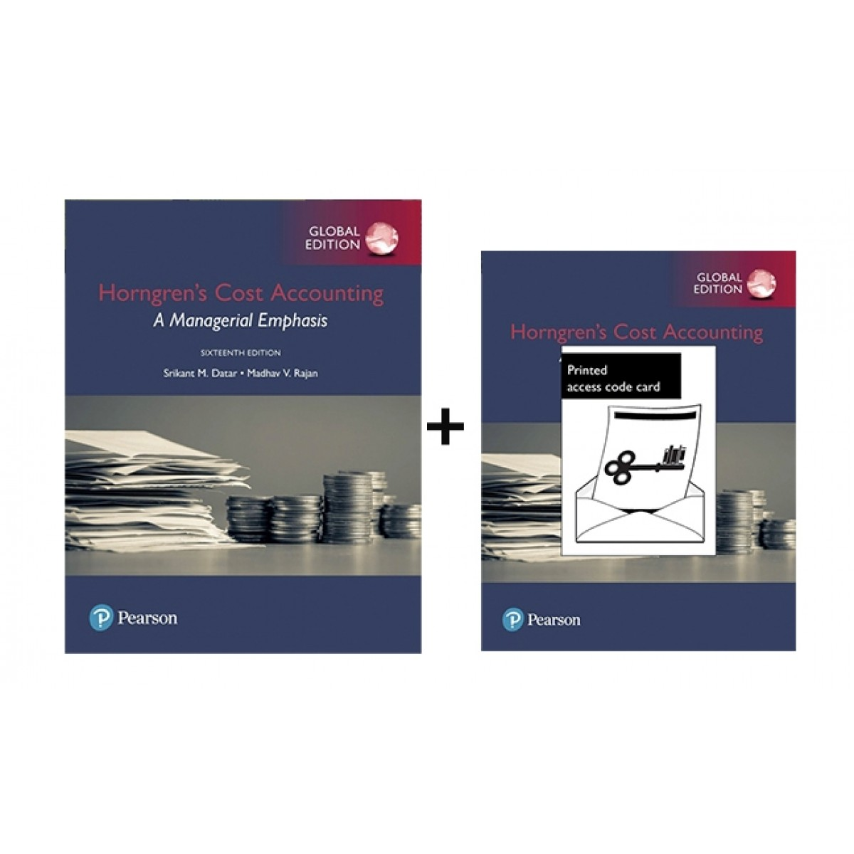 Horngren's Cost Accounting: A Managerial Emphasis, Global Edition + MyLab Accounting with eText