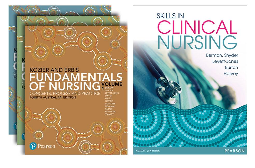 Kozier and Erb's Fundamentals of Nursing + Skills in Clinical Nursing