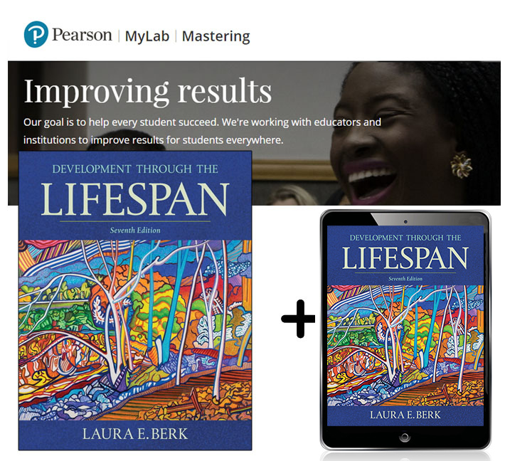 Development Through the Lifespan + MyLab Human Development with eText