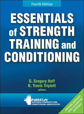 Essentials of Strength Training and Conditioning With Web Resource 4ed