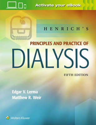 Henrich's Principles and Practice of Dialysis