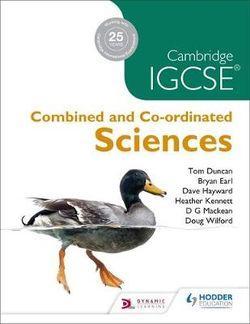 Cambridge IGCSE Combined & Co-ordinated Science Textbook