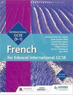 Edexcel International GCSE French Student Book 2ed