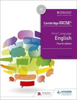 Cambridge IGCSE First Language English Student Book, 4th Edition