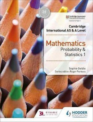 Cambridge International AS & A Level Mathematics Probability & Statistics 1