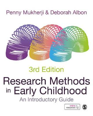 Research Methods in Early Childhood: An Introductory Guide 3ed
