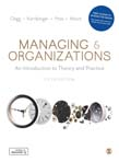 Managing and Organizations: An Introduction to Theory and Practice 5ed
