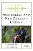 Historical Dictionary of Australian and New Zealand Cinema 2ed