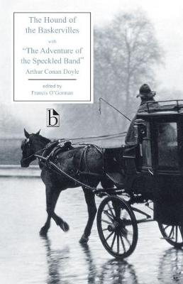 Hound of the Baskervilles: with 'The Adventure of the Speckled Band'