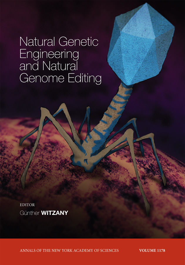 Natural Genetic Engineering and Natural Genome Editing, Volume 1178