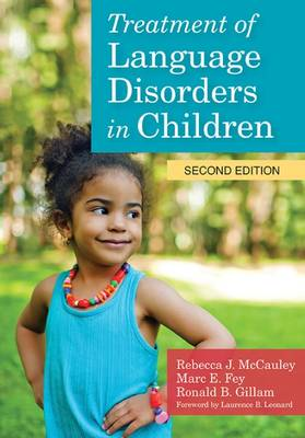 Treatment of Language Disorders in Children 2ed
