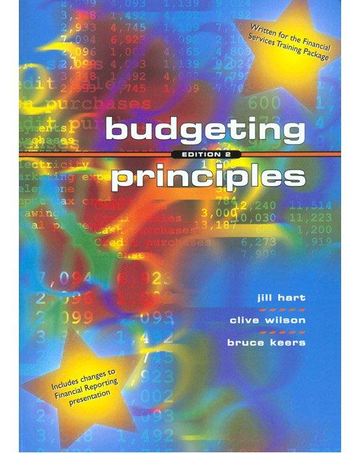 Budgeting Principles
