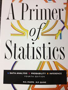 Primer of Statistics (Pearson Original Edition)