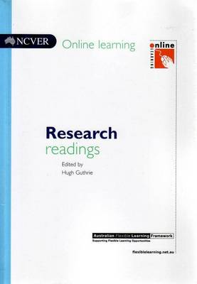 Online Learning: Research Readings Guthrie