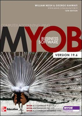 Computer Accounting Using MYOB Business Software v19.6