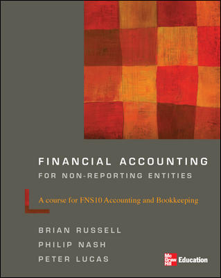 Financial Accounting For Non-Reporting Entities