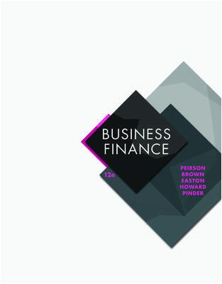 Business Finance 12th Edition