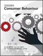 Cust Consumer Behaviour
