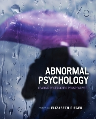 Abnormal Psychology, 4th Edition