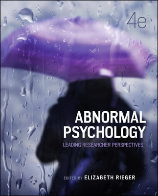 Pack Abnormal Psychology (includes Connect, LearnSmart)