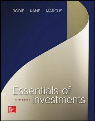 Pack Essentials of Investments (includes Connect)